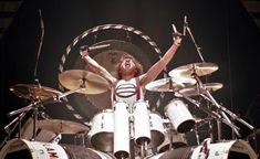 80s Music, Good Music, Alex Van Halen, Rock N, Drums, Rock Stars, Guitar, People, Art
