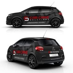 Car wrap for detailing company We are a detailing business based in Sweden. Vehicle Signage, Eco Friendly Cars, Van Wrap, Lifted Ford Trucks, Car Ford, Truck Repair, Car Brands, Bugatti Veyron, Branding