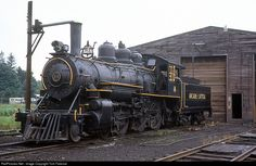 RailPictures.Net Photo: AA 14 Arcade & Attica Railroad Steam 4-6-0 at Arcade, New York by Tom Farence