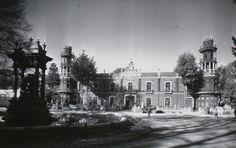 Hacienda de Chapingo (Casa de Manuel González). Lugar donde vivió y murió mi tatarabuelo.