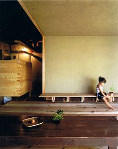 Wood Old House / Tadashi Yoshimura Architects- the simpler the better
