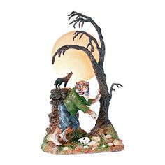 Dept 56 Snow Village Halloween Halloween Full Moon 52960 >>> You can find out more details at the link of the image.
