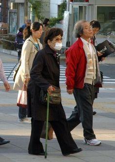Pesquisa revela segredo da longevidade no Japão.