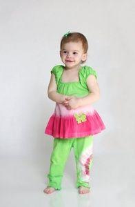 Melon Tie Dye Capri Set      ON SALE $18.99 www.GrowWithLoveBoutique.com