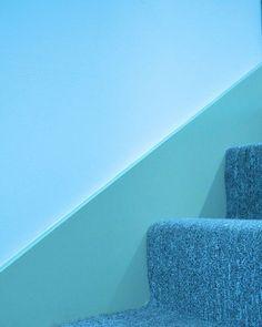blue .