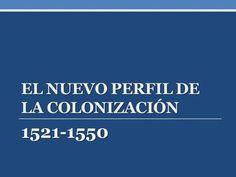 EL NUEVO PERFIL DE LA COLONIZACIÓN 1521-1550. Eclipse del Oro El ciclo del oro puertorriqueño se cerró en 1540. Antes de este año, España había importado.