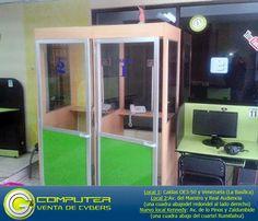 Cyber y Cabinas Telefonicas Nuevas, Instalacion Total | Akyanuncios.com – Publicidad con anuncios gratis en Ecuador