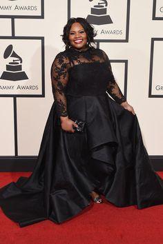 Tasha Cobbs - Inspiring Body Positive Celebs Who Rock the Red Carpet - Photos