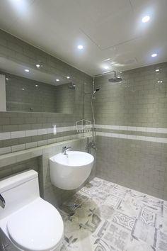 [안산인테리어] 밝고 편안한 25평 아파트 인테리어_이사전 : 네이버 블로그 Corner Bathtub, Alcove, Bathroom, House, Interiors, Washroom, Home, Full Bath, Decoration Home