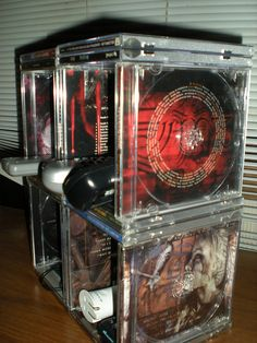finally a use for old cd cases