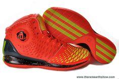 Adidas AdiZero Derrick Rose 3.5 Max Orange Black Yellow Sale