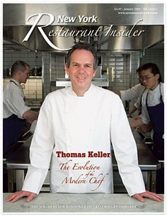 chef Thomas Keller Simply THE CHEF ! French Food @ Best Better than France !! French Laundry Restaurant, The French Laundry, Thomas Keller, Kitchen Confidential, The More You Know, French Food, How To Make Cookies, Seafood Dishes, Family Life