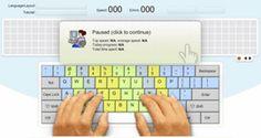 Keybr : un exerciseur en ligne gratuit et performant pour apprendre à taper au clavier sans douleur.