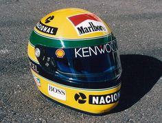 Ayrton Senna - 1993 F1 McLaren