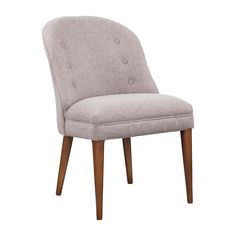 EVERLY DINING CHAIR - OATMEAL