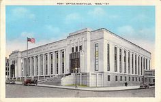 Nashville Post Office  Nashville, TN