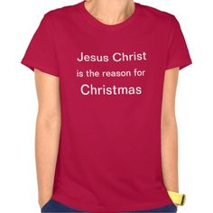 Jesus Christmas shirt