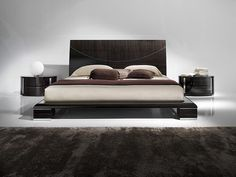Bedroom with 21 Marvelous Floating Bed Design Ideas