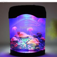 Wholesale Novelty Led Artificial Jellyfish Aquarium Lighting Fish Tank Night Light, Dropshipping From Lightlight, $40.3 | Dhgate.Com