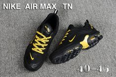 Nike Air Max Tn KPU Black Gold Men's Running Shoes Sneakers Nike Air Max Tn, Nike Air Max Plus, Nike Air Vapormax, Casual Sneakers, Casual Shoes, Shoes Sneakers, Men Casual, Shoes Men, Running Shoes For Men
