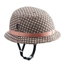 Kids Tokyo Helmet---Nobody loves wearing a helmet. But we do it because it protects our fragile noggins when we ride our bikes and skateboards (and even roller blades,