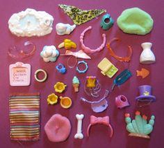 Littlest Pet Shop Huge Lot 30 Pieces of LPS Accessories 2   eBay
