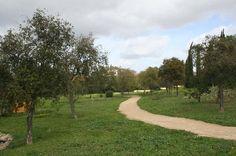 Parque Periurbano Hacienda Porzuna en Mairena del Aljarafe
