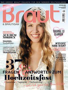 Ausgabe 4-2015 #Brautmagazin #Hochzeitsmagazin #Brautmode #Hochzeitsmode #Hochzeit #Inspiration