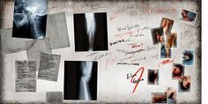 Silent Hill 4: The Room - X-Ray Board, St. Jerome's Hospital -  Eileen..?
