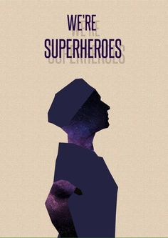 Amelia Shepherd _ We're Superheroes_Grey's Anatomy