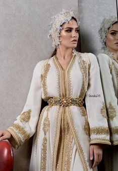 Morrocan Dress, Moroccan Caftan, Muslim Beauty, Arab Fashion, Caftan Dress, Oriental Fashion, Traditional Dresses, Dream Dress, Pretty Outfits