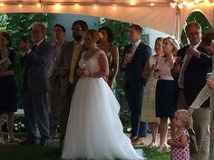Lara & Nate's wedding in Portsmouth,NH July 19,2014