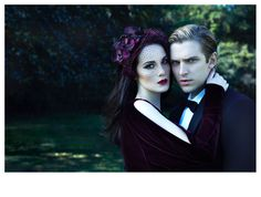 Michelle Dockery & Dan Stevens - Evening Standard Magazine December 2011