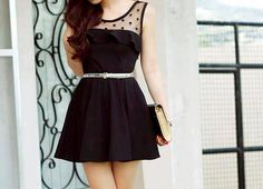 Her Dress, Cute or Not?