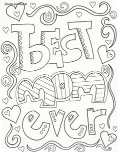 Mothers Day Coloring Pages Make your world more colorful with free printable coloring pages from italks. Our free coloring pages for adults and kids. Mothers Day Drawings, Mothers Day Poems, Mothers Day Pictures, Mothers Day Crafts For Kids, Mothers Day Cards, Happy Mothers, Kids Crafts, Mothers Day Coloring Sheets, Mom Coloring Pages