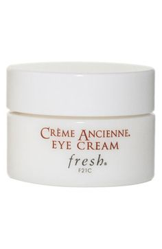 Fresh® 'Crème Ancienne®' Eye Cream available at #Nordstrom