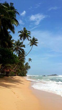 Unawatuna, Sri Lanka.
