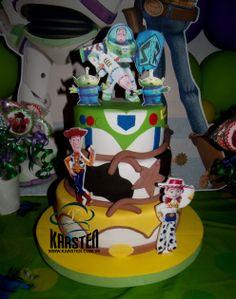 Torta de #ToyStory