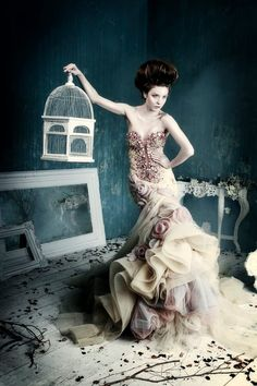 Amato Haute Couture by Furne One - Lady in the Attic