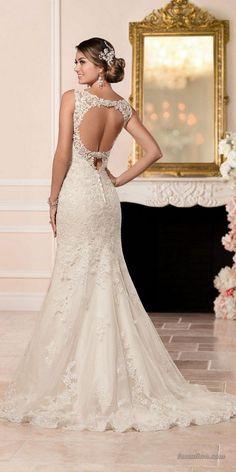 139 Ideas for Fall 2017 Wedding Dress Trends