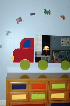 Cute idea for a mirror