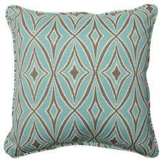 Centro Indoor / Outdoor Throw Pillow (Set of 2)