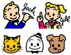 80年代のキャラクターは可愛くて魅力的☆当時はグッズも大人気! Dog Illustration, Graphic Design Illustration, Ligne Claire, Badge Design, Kawaii Art, Cute Characters, Cute Icons, Magazine Design, Sticker Design