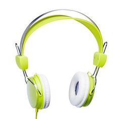 InSystem Headphones - Green My Workspace, Neat And Tidy, Headphones, Stationery, Laptop, Green, Stuff To Buy, Headpieces, Paper Mill