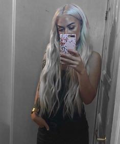 Natural Looking: handtied Color Trends 2018, Hair Trends 2018, Purple Hair, Ombre Hair, Full Lace Front Wigs, Galaxy Hair, Keratin Hair, Wigs Online, Hair Painting