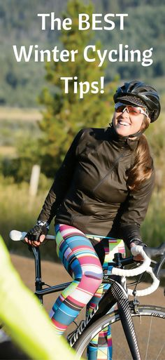 Stay warm when cycling this winter with this guide for how to dress!