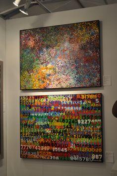 Artist: M. Dreeland / Red Dot Art Fair, Miami / Ross Contemporary