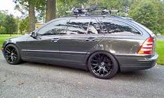 mercedes wagon w124 lowered - Google Search