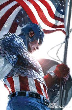 Gabriel Dell'Otto - Captain America