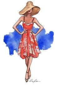 """Résultat de recherche d'images pour """"dessiner les croquis de mode"""""""
